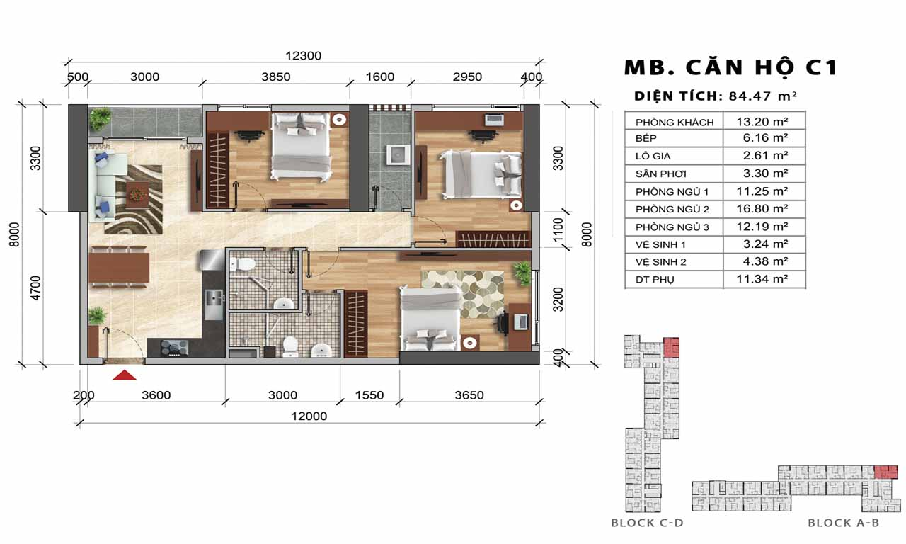thiet-ke-can-ho-charmington-iris-84m2